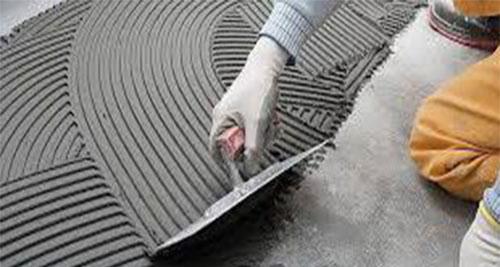 چسب کاشی ضد آب